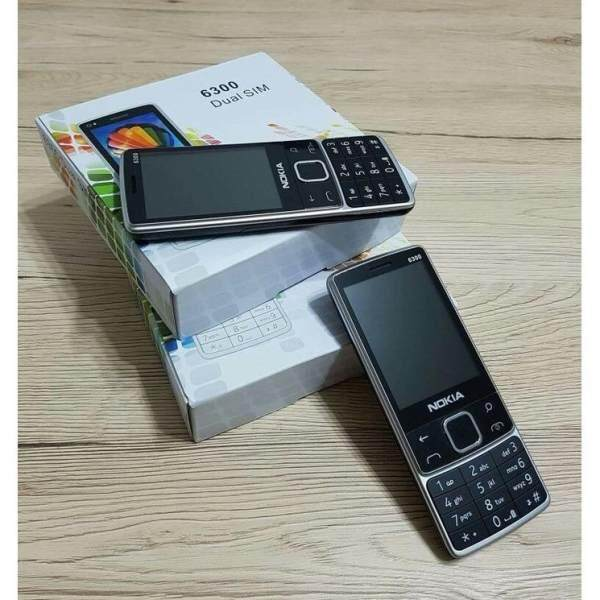 Nokia 6300 Dual Sim New Technology Classic Design 2017