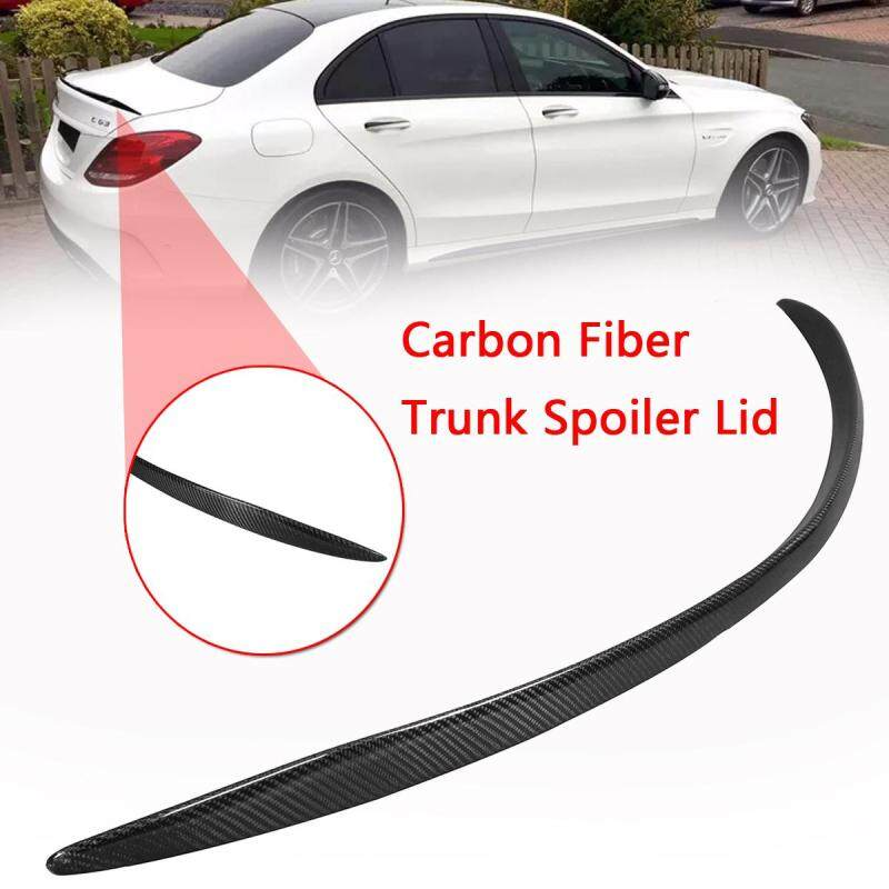 Carbon Fiber Trunk Spoiler Wing