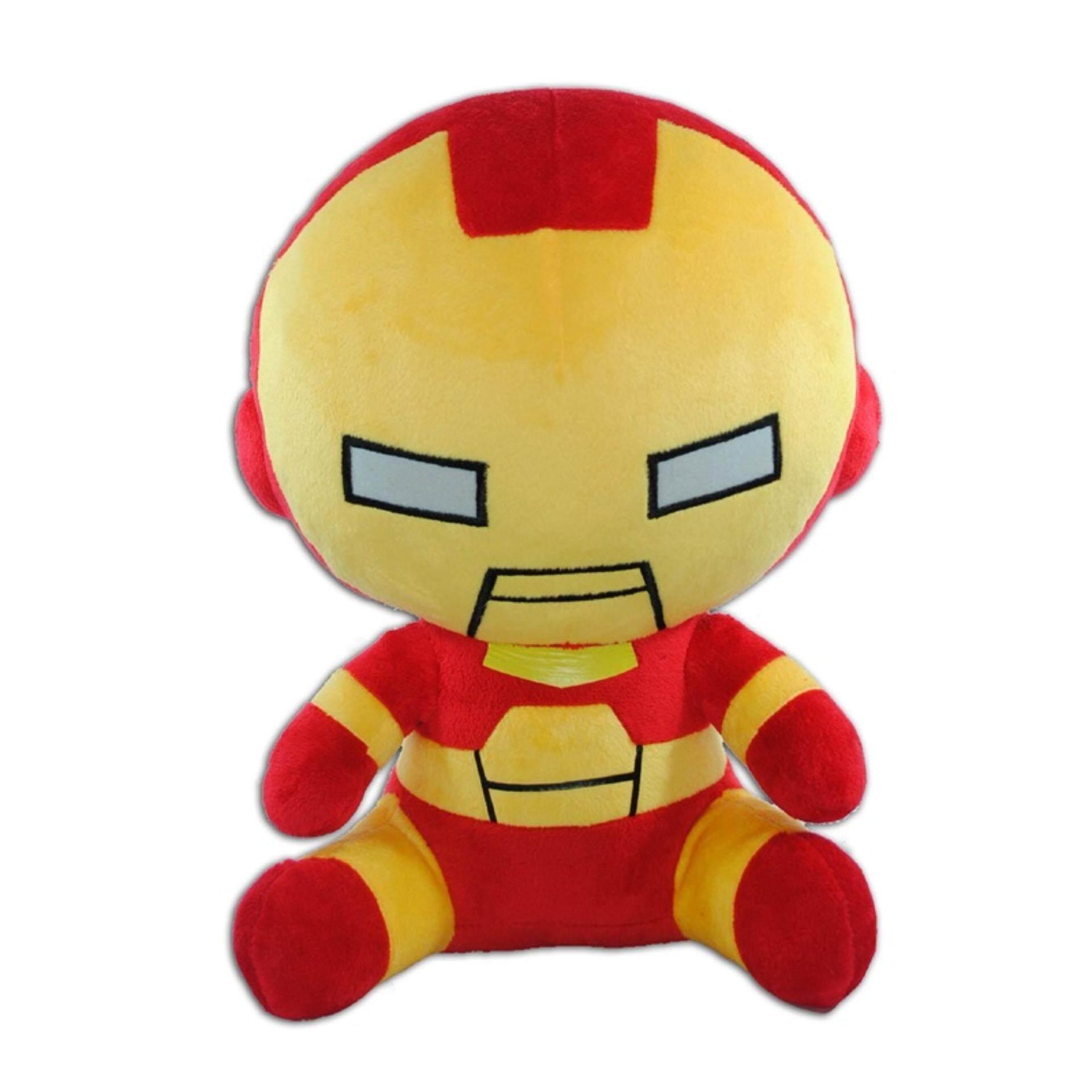Marvel Avengers Kawaii Plush Toys 12 Inches - Iron Man