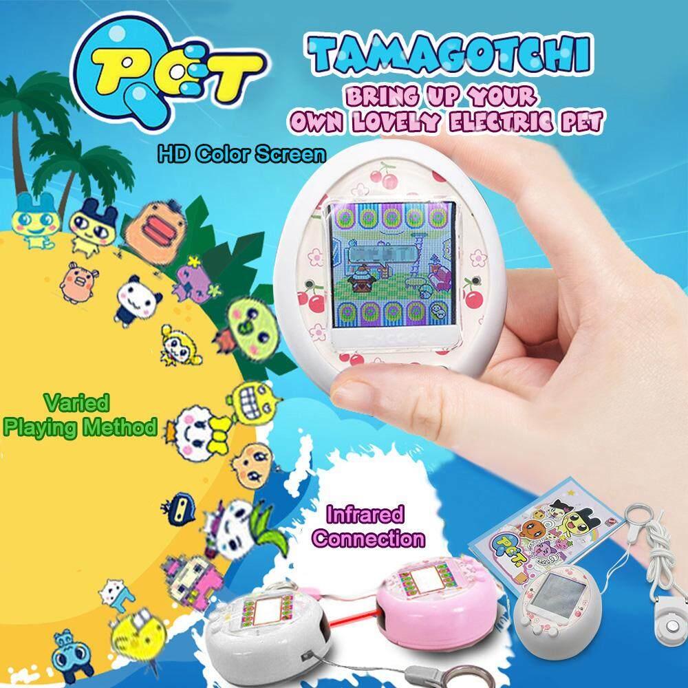 Sale Tamagotchi Cartoon Electronic Pet Game Handheld Virtual Pet Kids Toy Gift Intl Singapore