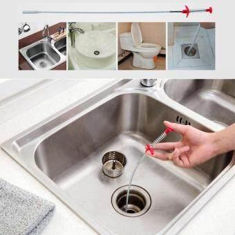 Harga preferensial Poya Sikat Yang Dapat Dibengkokkan Pipa Saluran Pembuangan Pengisap Toilet Rambut Pembersih Dapur Pembersihan