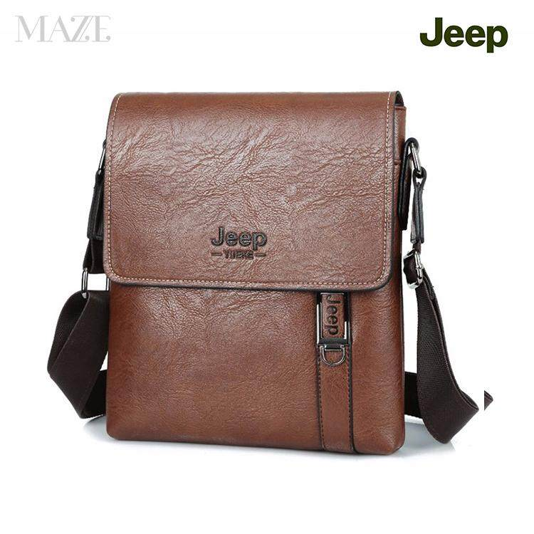 Jeep Men Bag Casual Shoulder Messenger Bag