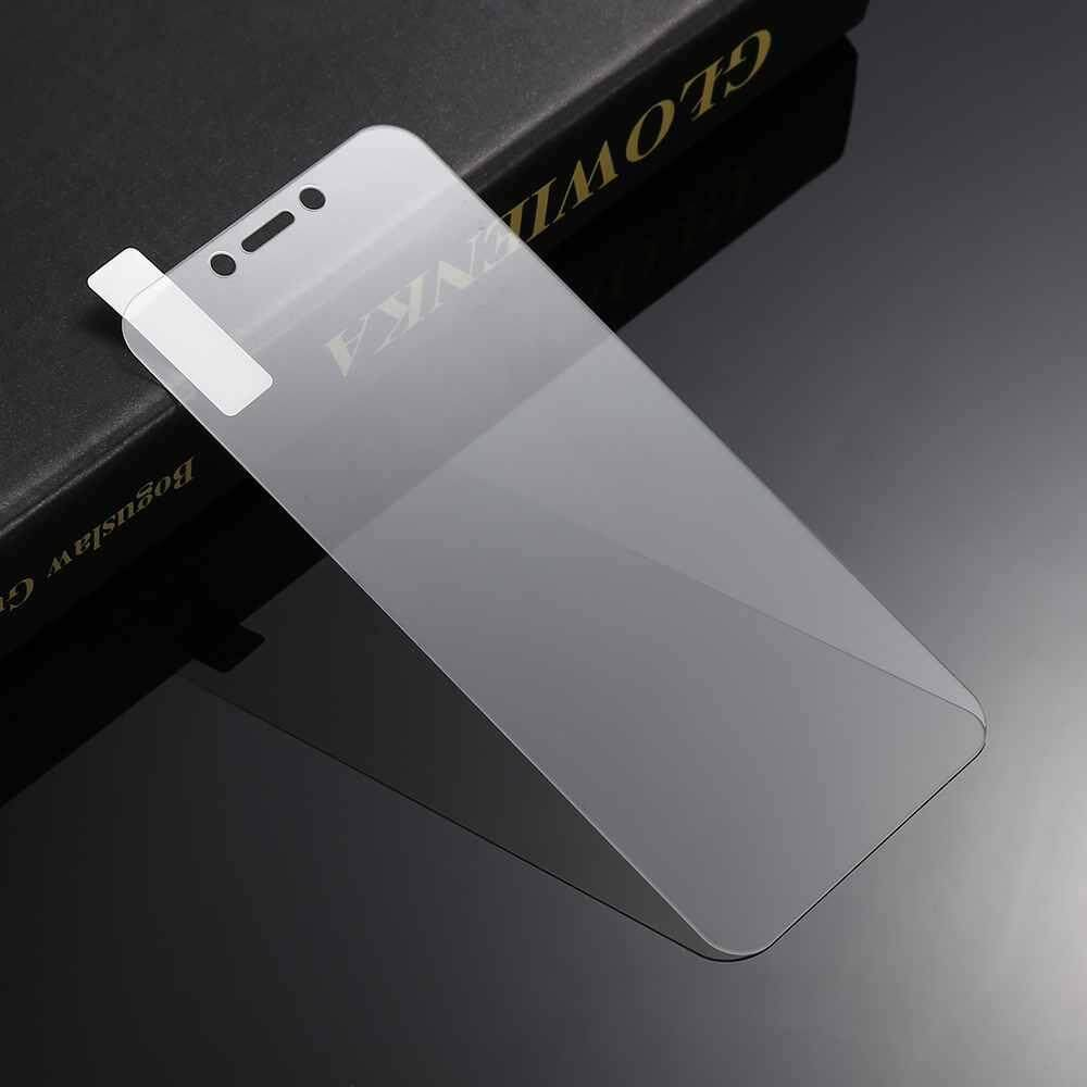 XJING For Xiaomi Redmi Note 4X Anti-fingerprint Dustproof Shatter-proof Full Cover Tempered