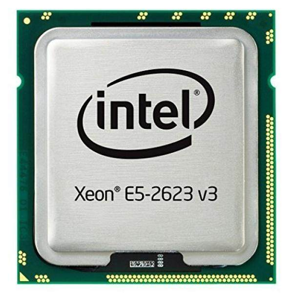 HP 726996-B21-INTEL Xeon E5-2623 V3 3 GHz 10 MB Cache 4-Core Prosesor