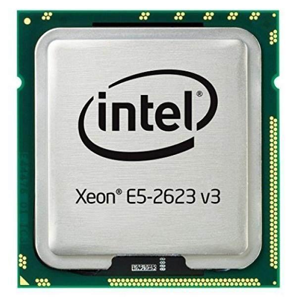 HP 726996-B21-INTEL Xeon E5-2623 V3 3 GHz 10 MB Cache 4-Core Prosesor