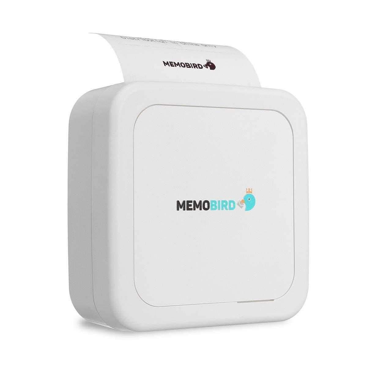 Hình ảnh Portable Memobird G3· Printer Bluetooth Wireless Pocket Thermal Wifi Printer - intl