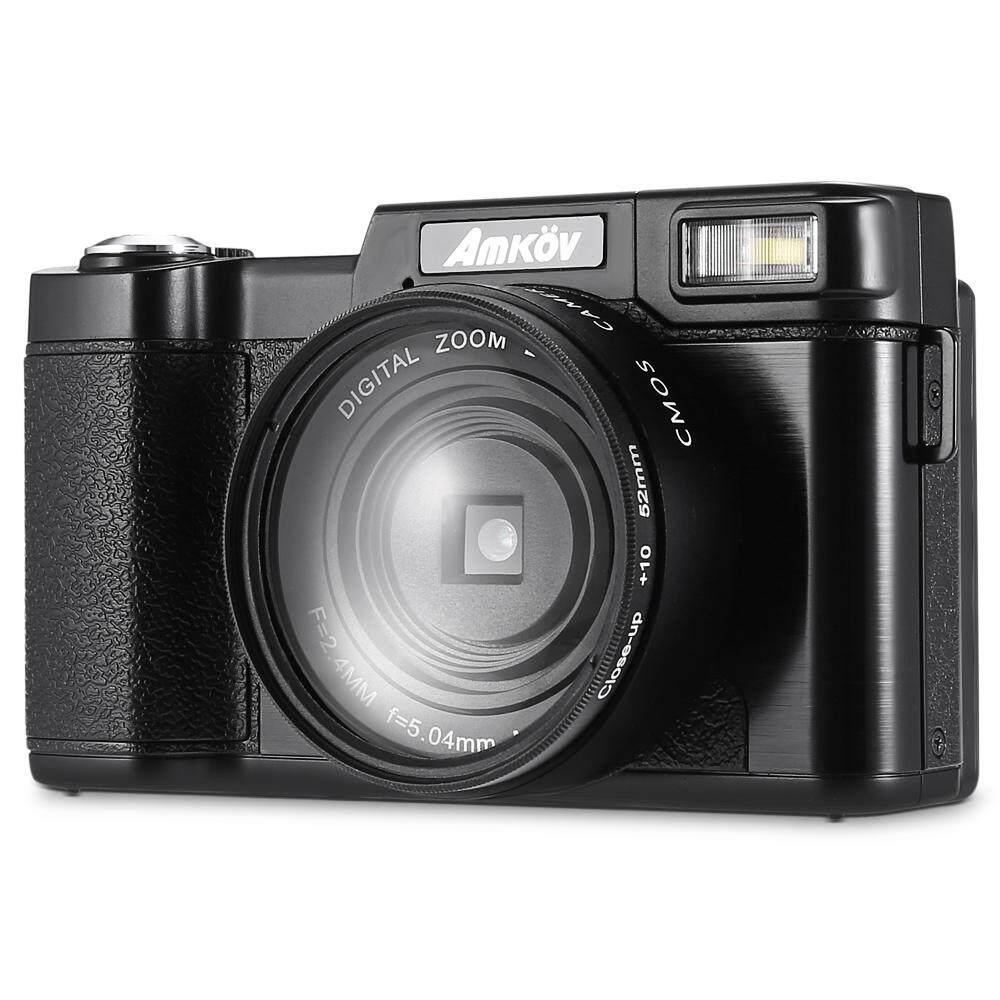Kamera Pocket Compat Terbaru Sony Camera Prosummer Dsc H300 Garansi Resmi Amkov Cd R2 Digital Video Camcorder With 3 Inch Tft Screen Uv Filter