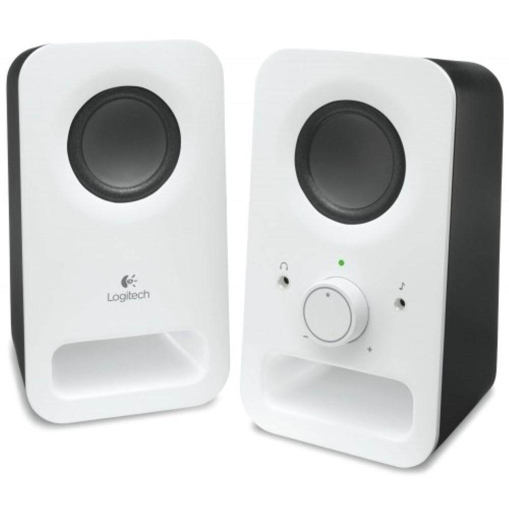 Rivershop New Arrival Logitech Multimedia Speaker Z213 Original Speakers Z150 20 System White