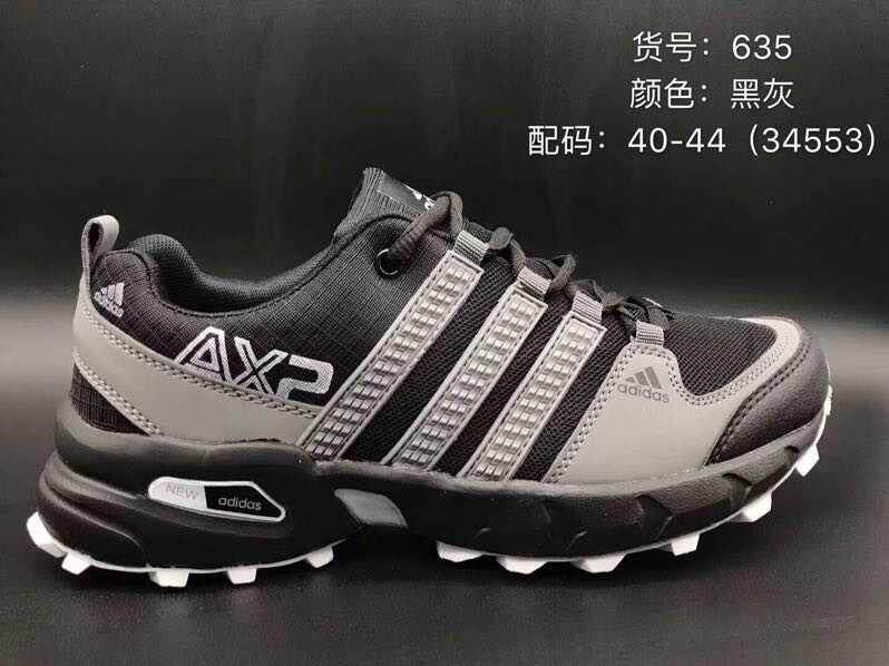 (A d i d a s) Terrex AX2R Mens Walking Shoes