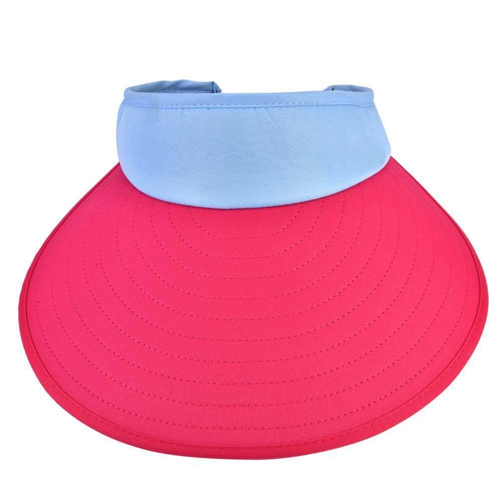 Hình ảnh 4 Colors Outdoor Unisex Adults Summer Casual Sports Cap Large Brim Sun Hat - intl