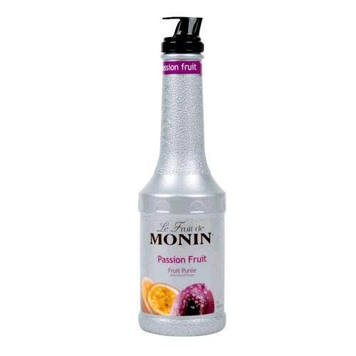 MONIN PASSION FRUIT FRUITMIX PUREE 1LT