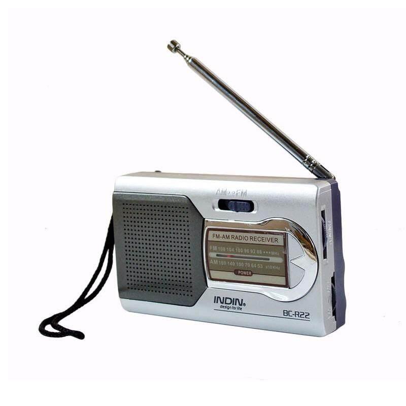 Hình ảnh Homester BC-R22 Portable Radio FM Receiver - intl