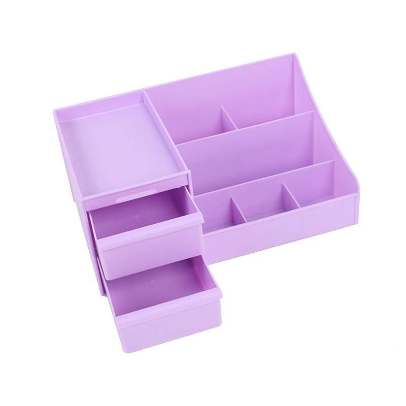... Burstore Plastik Kosmetik Kotak Penyimpanan Lingkungan Bersih Tidak Masalah-Internasional - 3 ...
