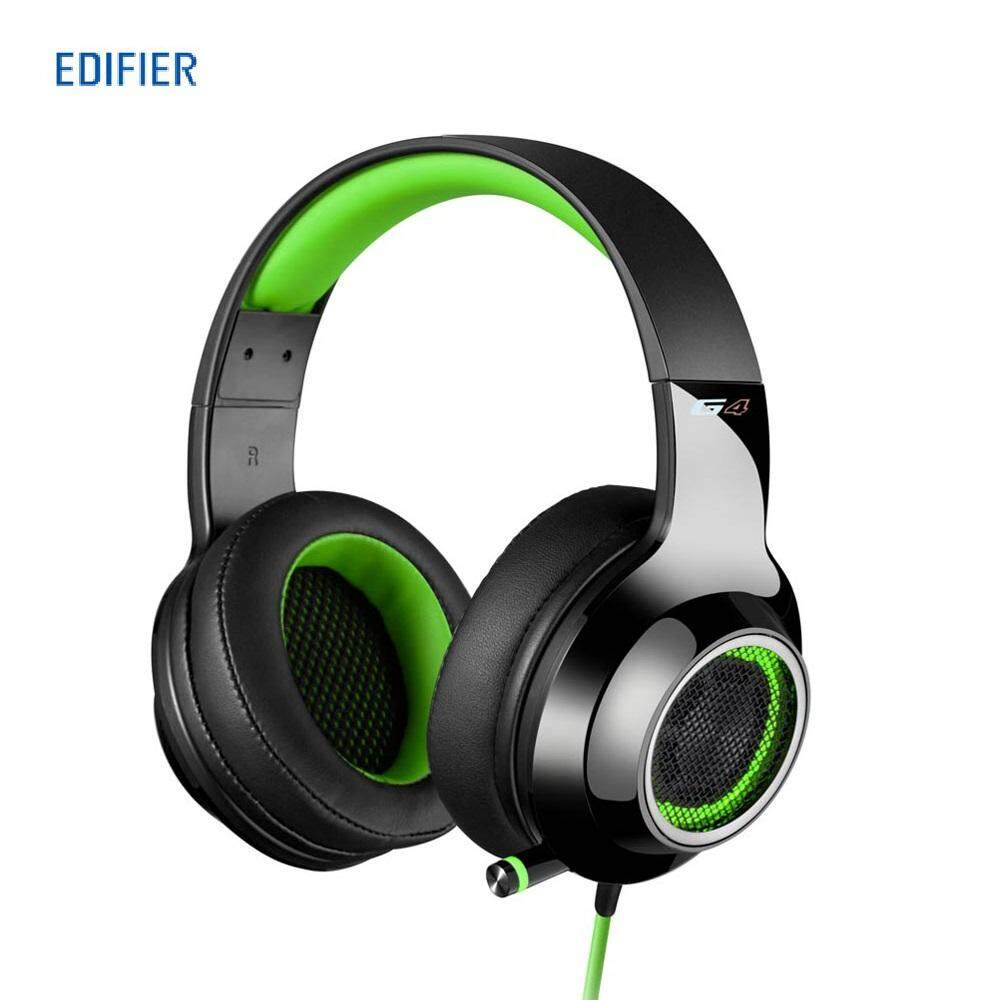 bbd7ed3f2dc EDIFIER G4 USB 7.1 Channel Sound Headband Game Headset with Remote and Mic
