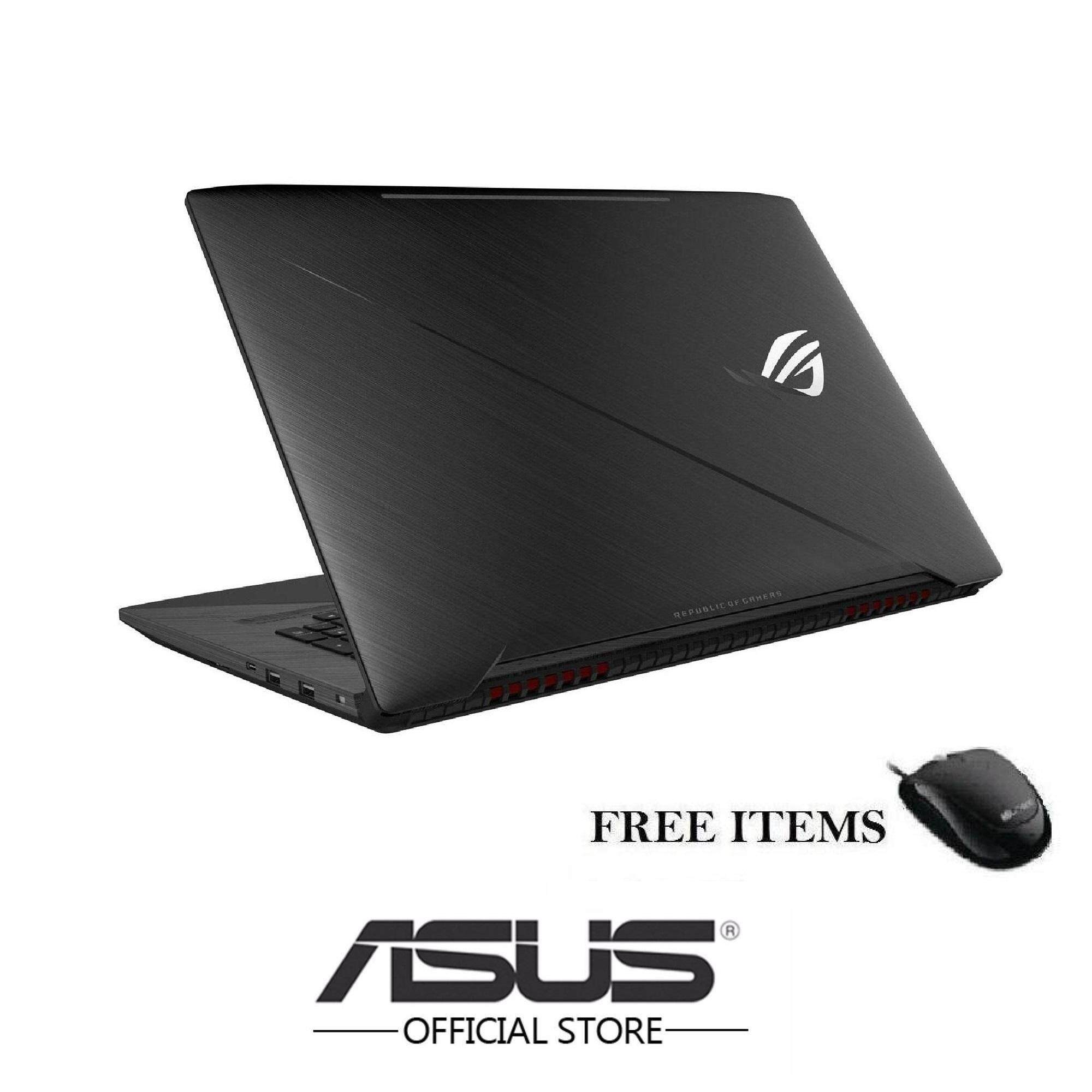 5% RAYA SALE - ASUS ROG 17 INCH STRIX SCAR EDITION GL703 GL703G GL703G-EEE035T / GL703G-ME5029T / GL703G-SE5026T GAMING NOTEBOOK - Free Microsoft Mouse + ROG Ranger Backpack (while stock last) - ( Raya Code Valid Until 4th June ) Malaysia