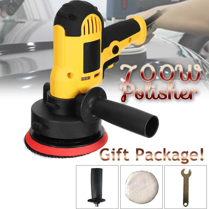 Hình ảnh 220V 700W Multifunctional Car Polishing Waxing Machine 3700RPM 125MM Pad
