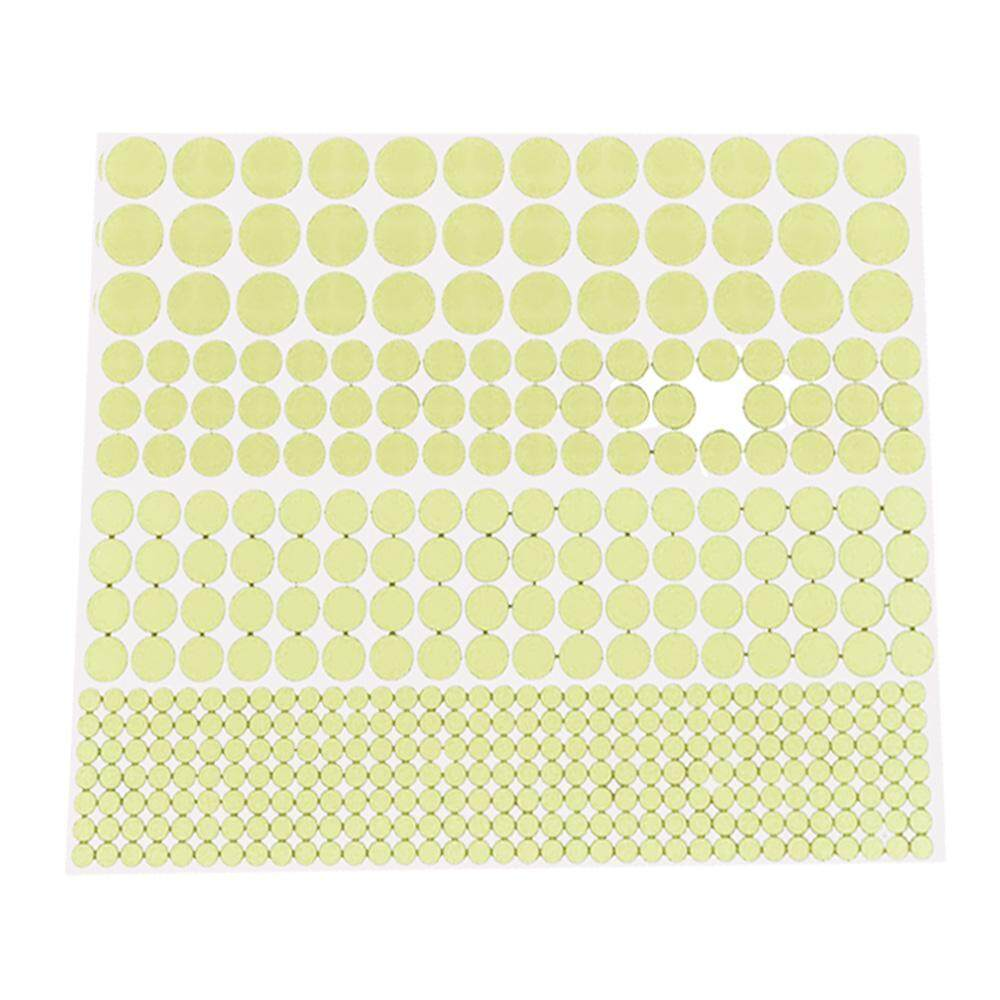 hogakeji Luminous Sticker Wall Glow In The Dark Wall Stickers Fluorescent Dots Glowing Stickers Decorative Wall Decals For Bedroom Living Room Kids - intl
