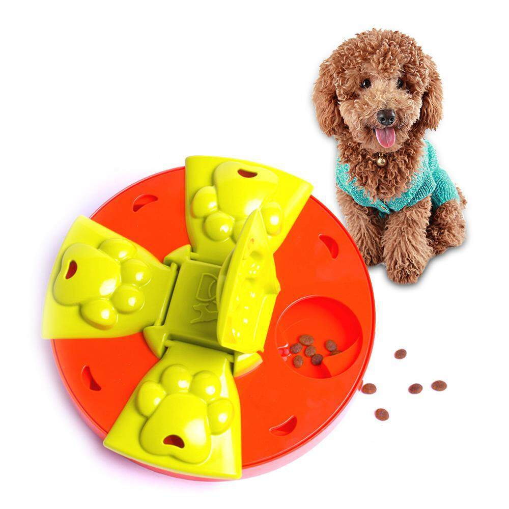 Goodgreat Dog Iq Puzzle Bowl Toys, Dog Food Bowls To Slow Down Eating ,help Prevent Bloating Training Interactive Toy, Dog Twister Puzzle Hide Seek Game By Good&great.