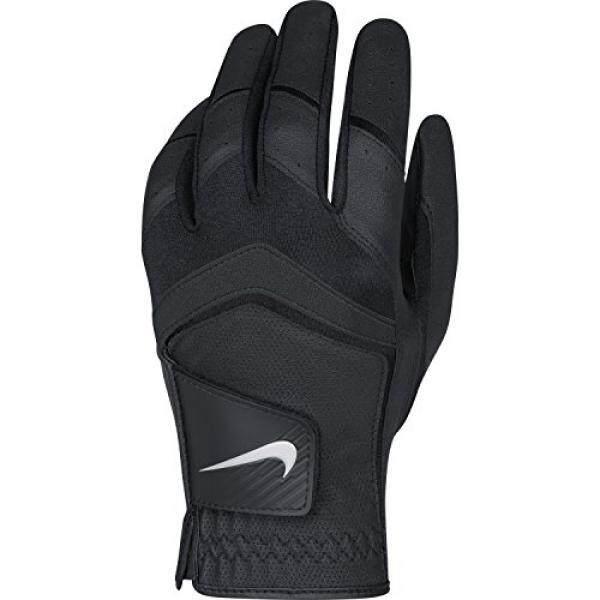 Nike Mens Dura Feel Golf Glove (Black), Small, Left Hand - intl