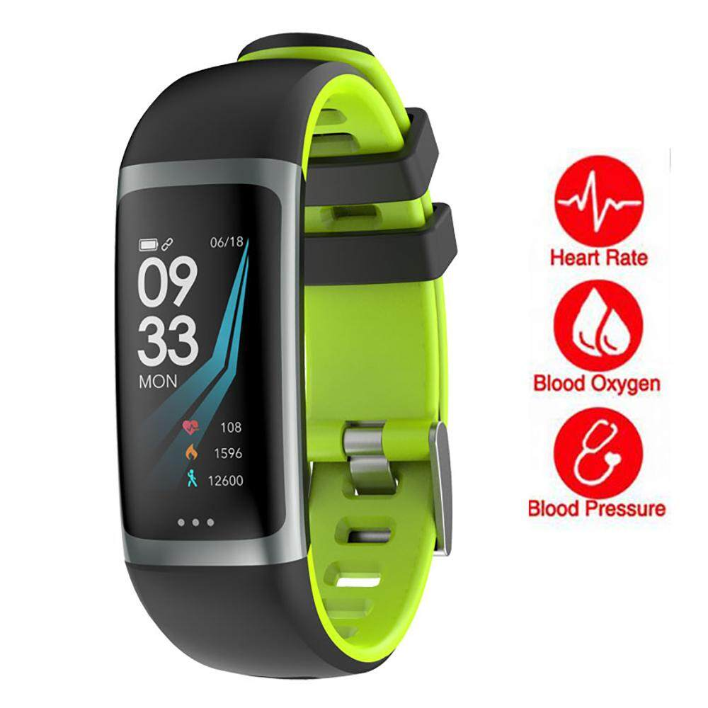 G26 Fitness Bracelet Heart Rate Blood Pressure Watches Smart Wristband Fitness Tracker Smart Band Pk Mi Band 3 By Huaze.
