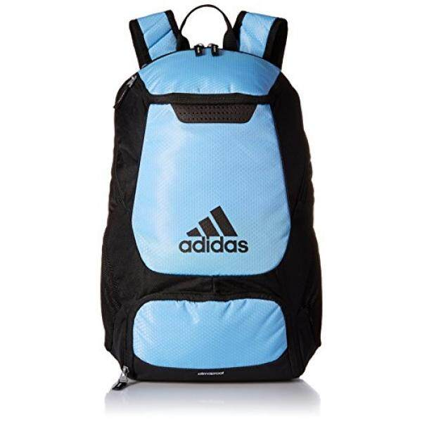 adidas Stadium Team Backpack, Collegiate Light Blue, One Size - intl