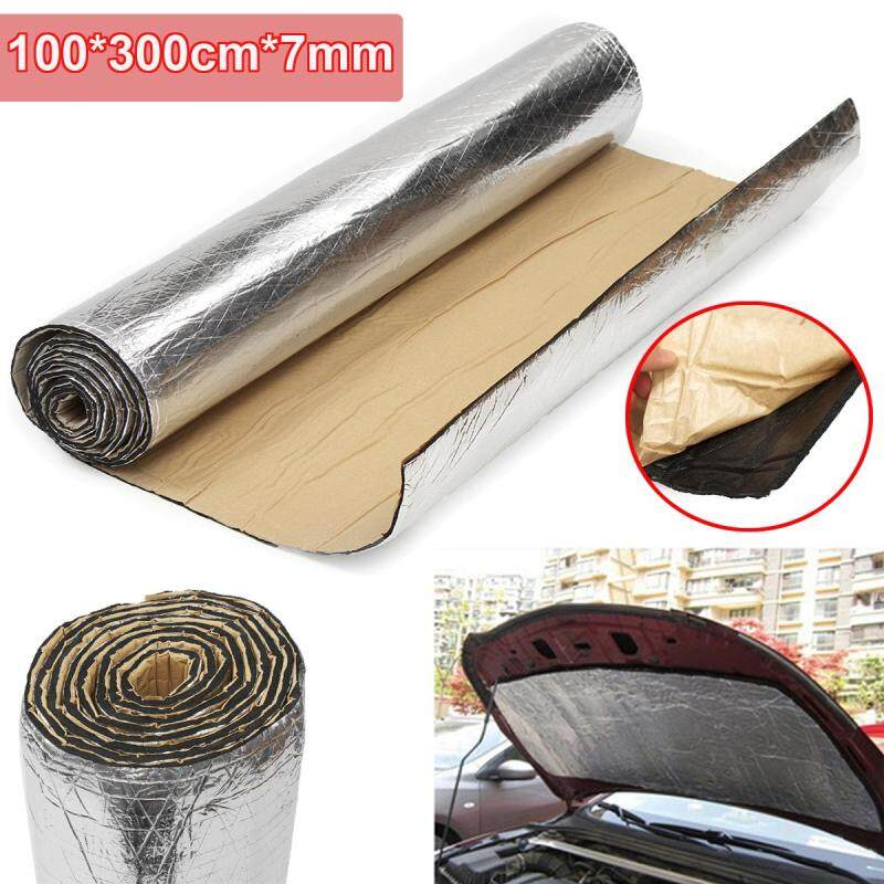 Insulation Liner 3m2 Thermal Acoustic Sound Proofing Car Land Rover - intl