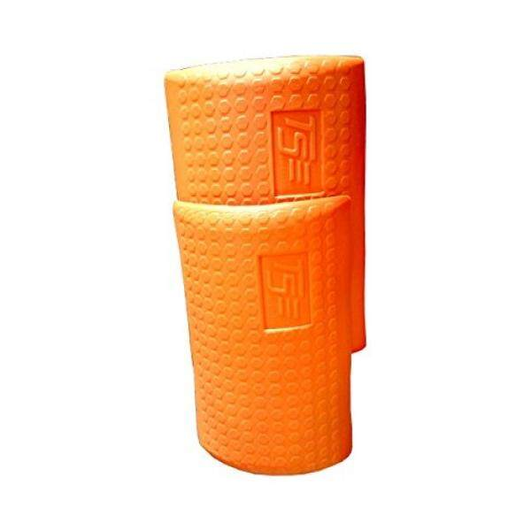 Tse Keamanan TSE-PPKS TSE-PRO Saku Lutut Savers, Satu Ukuran, Hi-viz Oranye-Internasional
