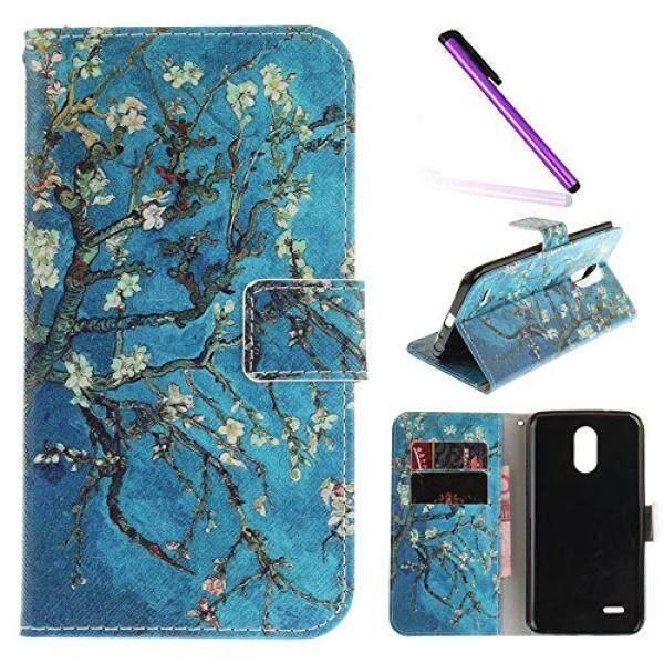 LG Stylus 3 Case,LG Stylo 3 Phone Case,LEECOCO Fancy Print Design Wallet