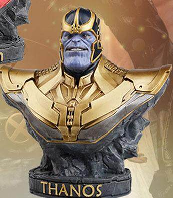 Marvel Avengers 3 Infinite Wars Iron Man Black Panther Ants Bust Bust Statue Not Specified