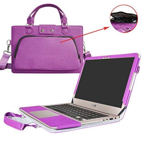 Laptop Sleeves ASUS UX305UA Case,2 in 1 Accurately Designed Protective PU Leather Cover + Portable Carrying Bag For 13.3