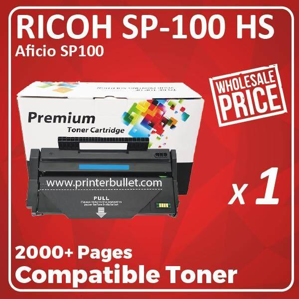 Ricoh SP100 / SP112 Compatible Laser Toner Cartridge For Ricoh Aficio SP100e / SP100su / SP100sfe / SP100sf / SP112 / SP112sf / SP112su printer