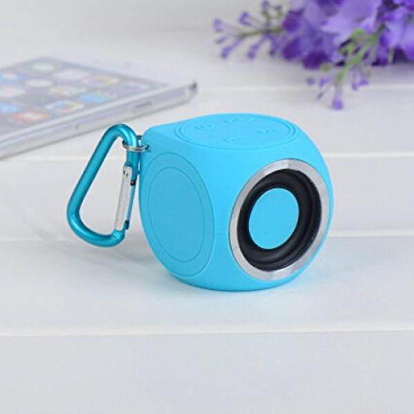 Super mini IPX7 Waterproof Bluetooth Wireless Shower Speaker / From USA