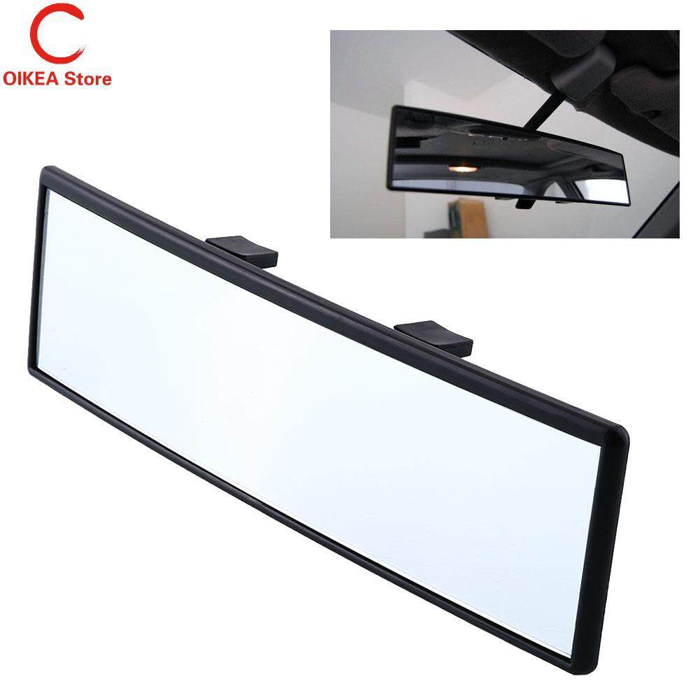 240mm Car Truck Interior Rearview Convex Face Wide Rear View Mirror Clip On* By Oikea Store.