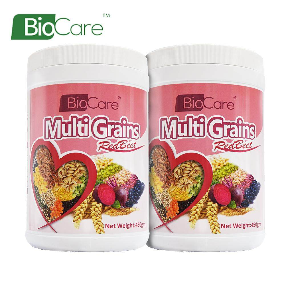 Biocare Multi Grains RedBeet 2X 450g (EXP:10/2019)