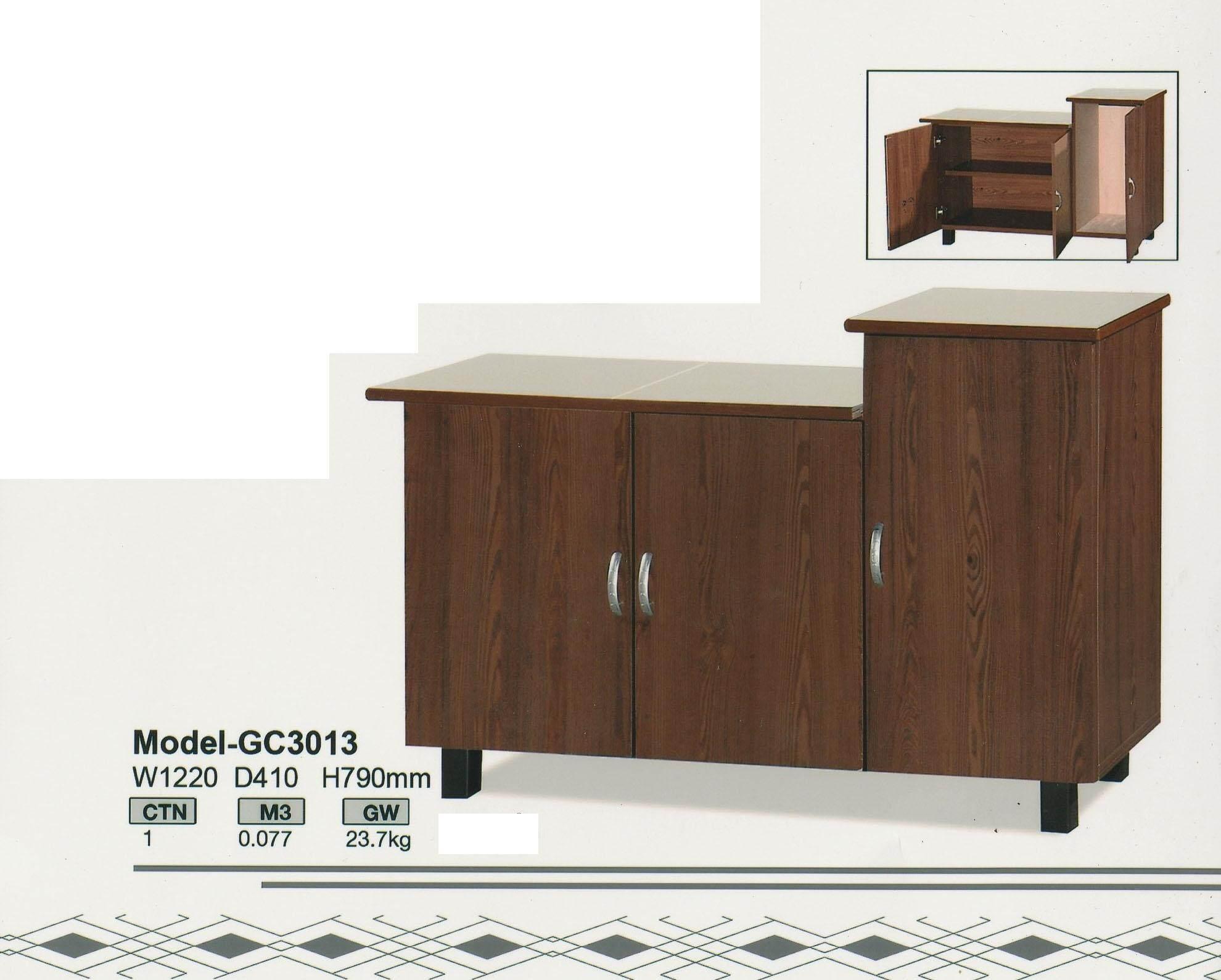 4-Feet Kitchen Cabinet Gas ...