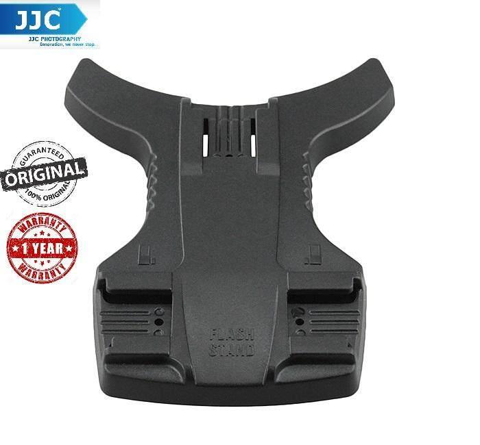 JJC MF-1 Built-in 1/4 Inch Brass Socket Flash Stand Brancket For ISO 518 Hot Shoe