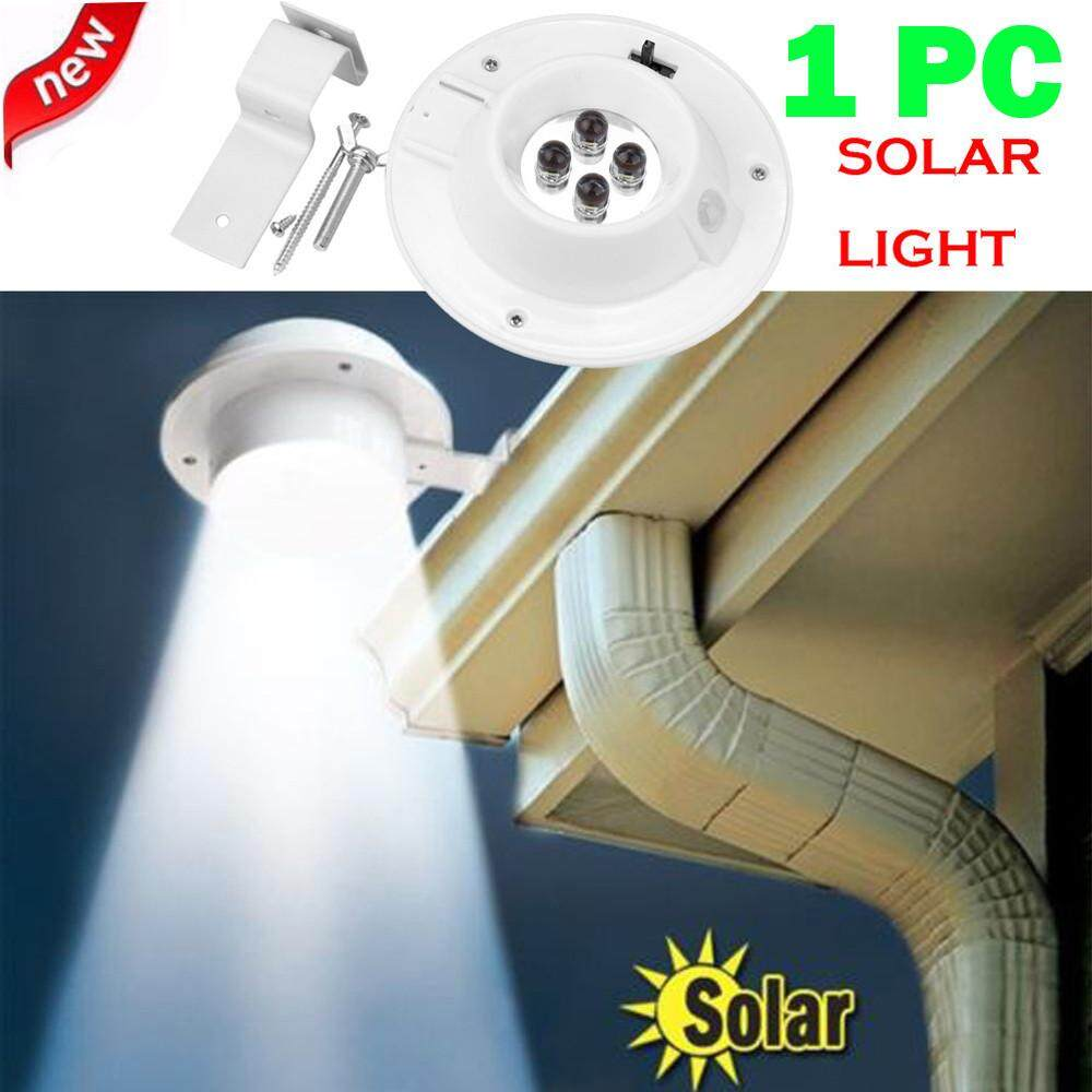 Light Bulbs For Sale Led Prices Brands Review In Of Kes 400a Laser Diode Project Failure Cod New 4 Solar Powered Gutter Outdoor Garden Yard Wall Fence