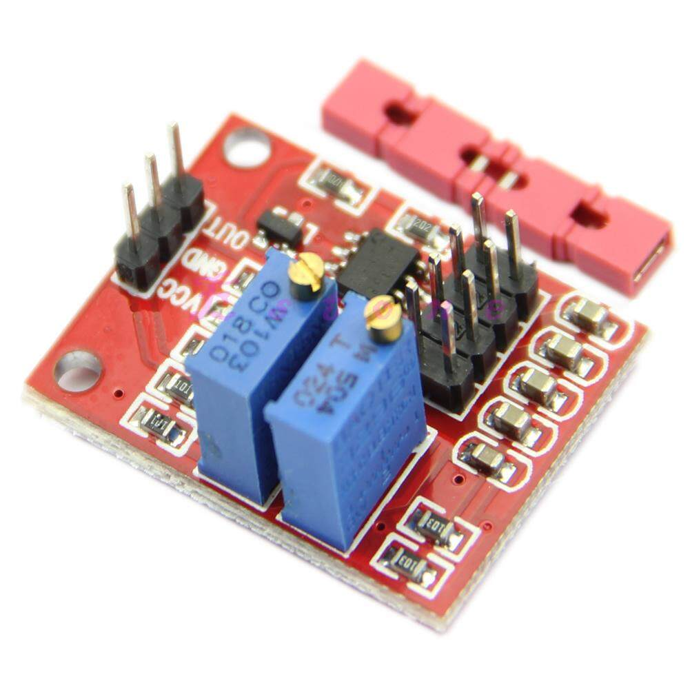 Sell Lm358 X10pcs Cheapest Best Quality My Store 100 Gain Signal Amplification Module Operational Amplifier Dc5 Myr 15 Ne555 Adjustable Square Wave Pulseupgrade Frequency