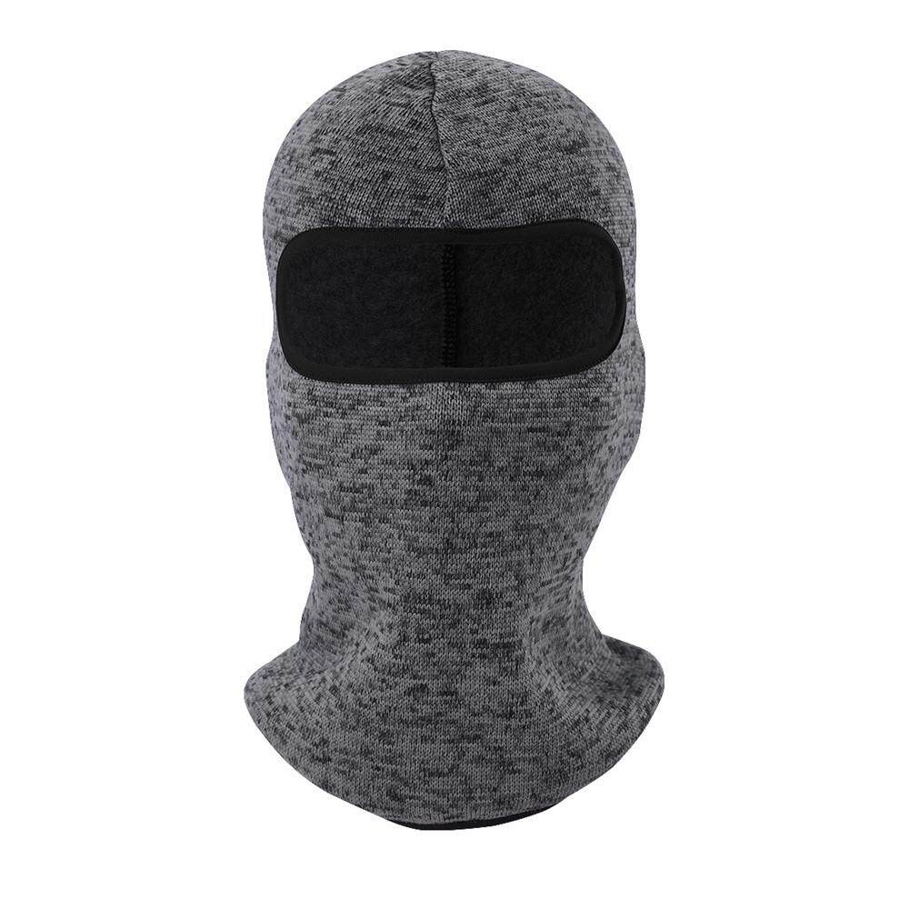Auburyshop Winter Windbreak Pattern Face Mask Motorcycle Bicycle Football Outdoor Sport - intl
