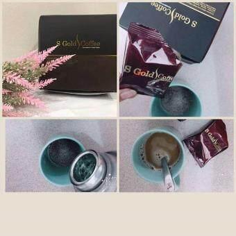 J'esstior X Fat S Gold Coffee 咖啡 瘦身饮品(一盒20包)