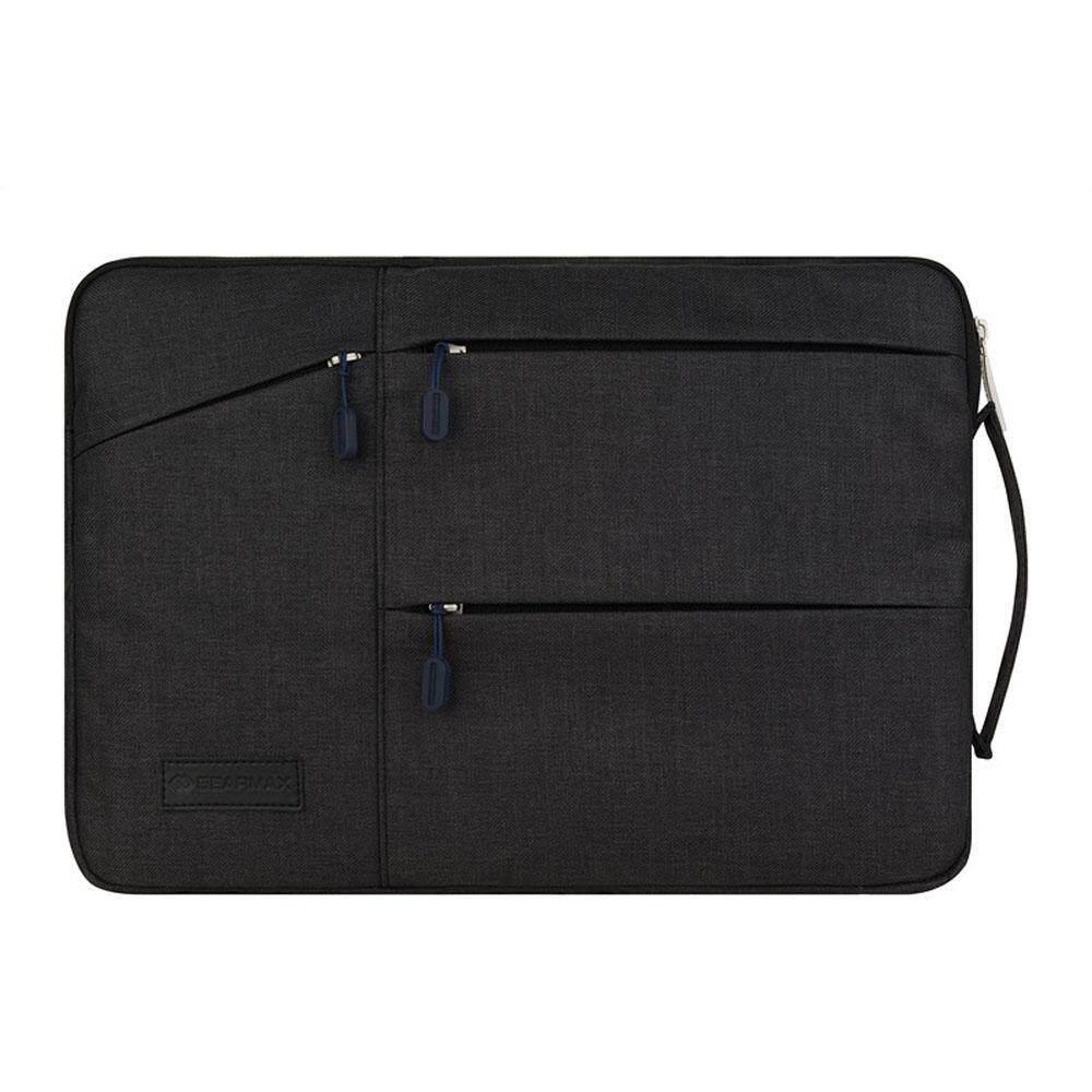 Gearmax Laptop Baru Tas Laptop Lengan untuk Macbook Udara Pro Kantung Tas untuk Lenovo Samsung Asus 11 Inch Tas untuk Pria Wanita (Hitam) -Internasional