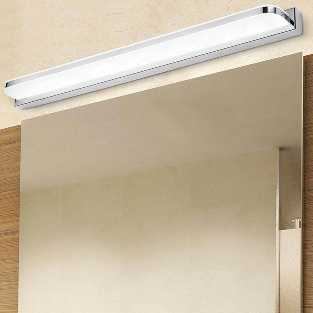 Waterproof and anti fog acrylic LED bathroom lighting 9W 42CM mirror lamp toilet lamp wall lamp