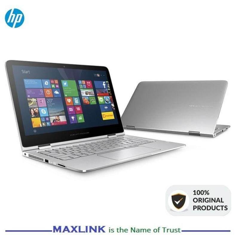 HP Spectre X360 13-4111TU Laptop Ultra Book 2 In 1 - Intel Core i5 / 128GB SSD / 4GB RAM/Win10 Malaysia