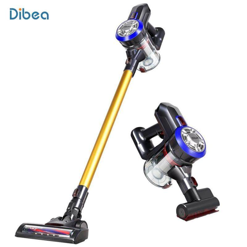 Dibea D18 Lightweight Cordless Handheld Stick Vacuum Cleaner with Motorized Brush - intl Singapore