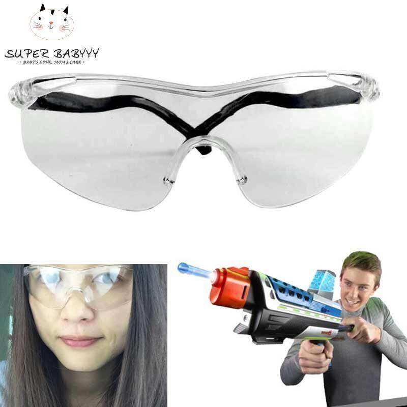 Hình ảnh SBY Glasses Accessories Protect Eyes Glass Goggless Outdoor Toy Children Kids Classic Toy Gifts