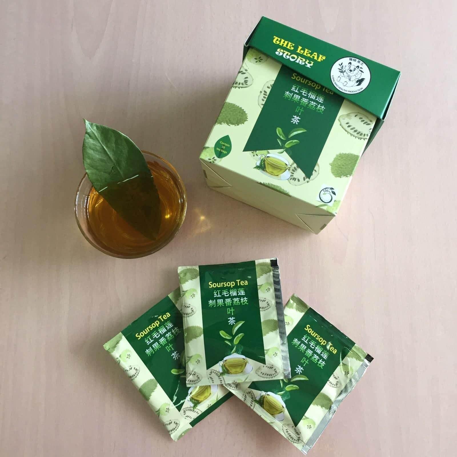 Sell Soursop Leaf Tea Cheapest Best Quality My Store Graviola 100 Concentrate Daun Sirsak Myr 60