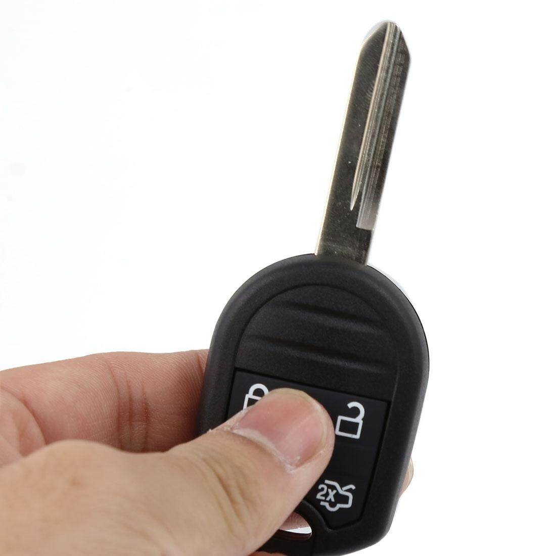 4 Buttons Replacement For Ford Cwtwb1u793 Keyless Entry Remote Start Starter Control Car Key Fob