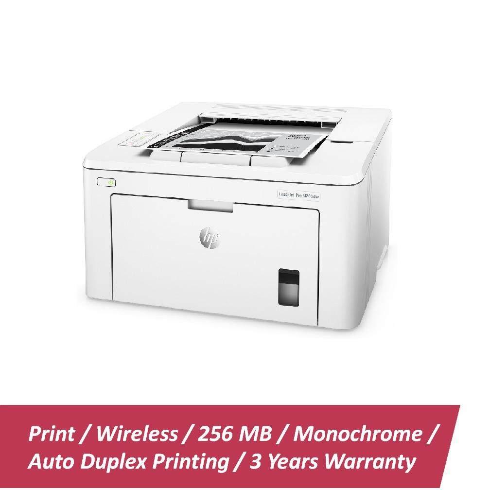 HP Mono LaserJet Pro M203dw Printer - (G3Q47A)