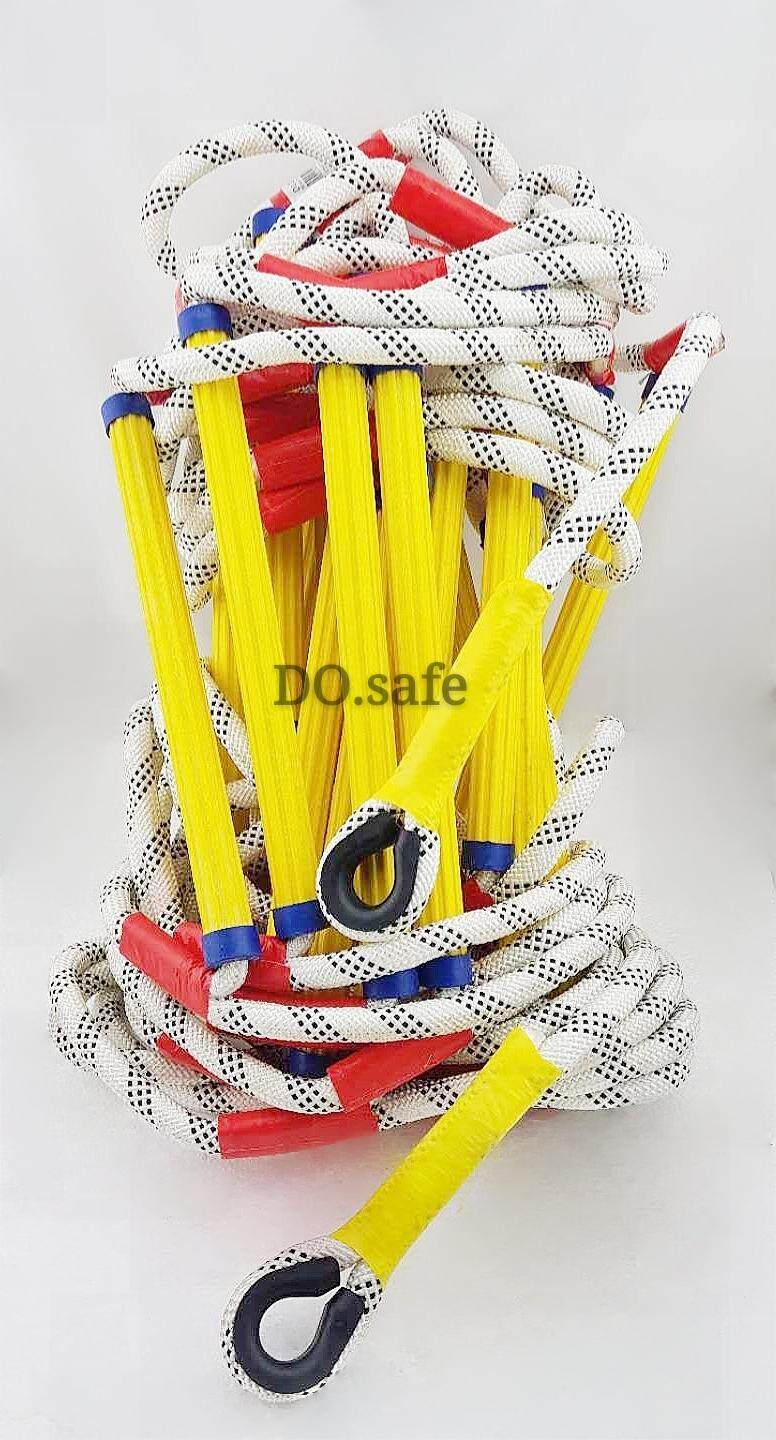 EMERGENCY ESCAPE ROPE LADDER