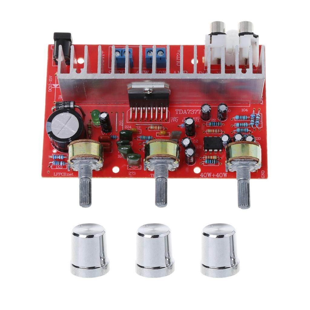 LM1036 Tone Board With Treble Bass Balance Volume Control AdjustmentPHP507 · PHP 509